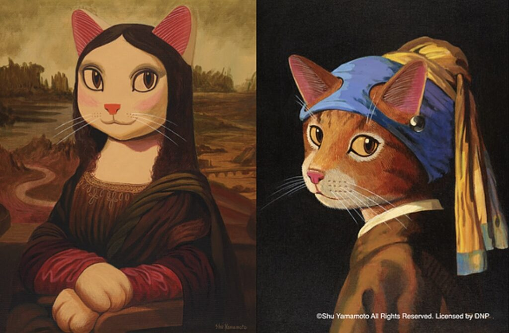 Viveport has the Purrrfect Exhibition for Cat Lovers