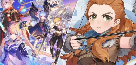 When is Genshin Impact update 2.1 out? When is Aloy PS4, PS5 early access?