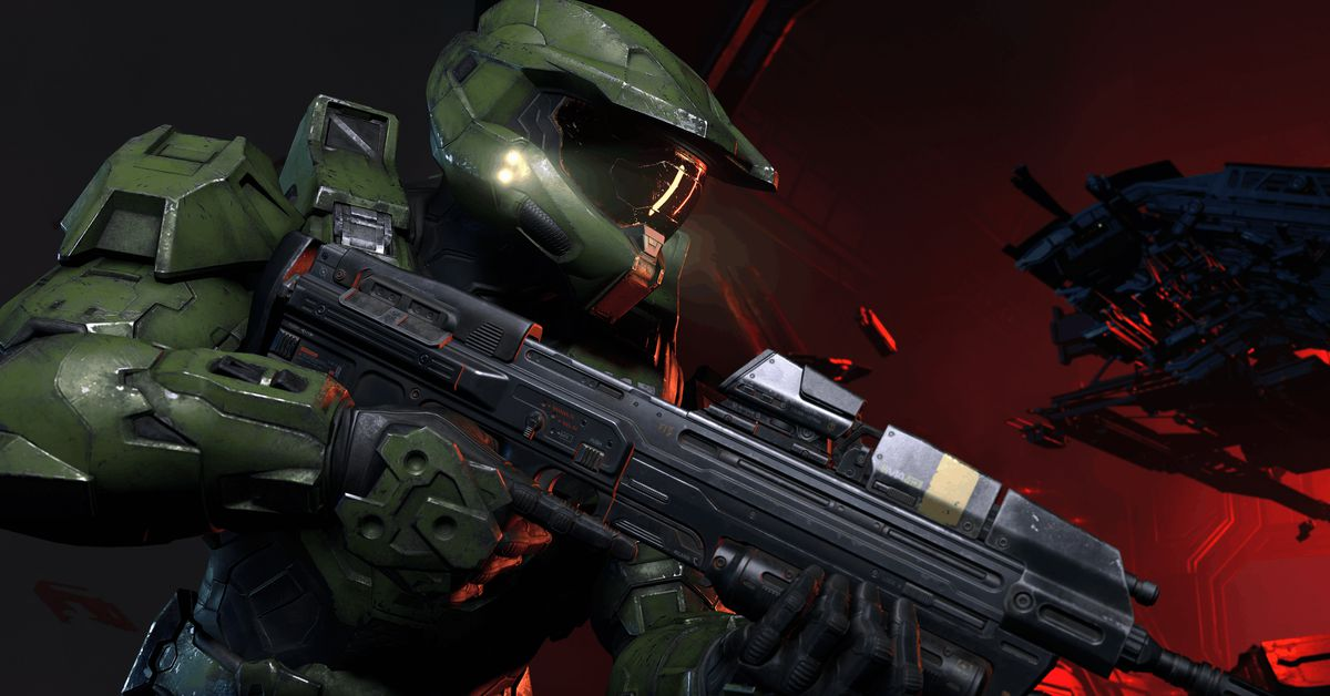 You can already preload Halo Infinite, sort of